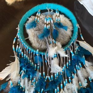 Auth vintage North American Indian Dream Catcher